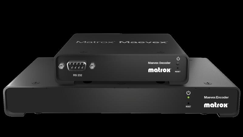 Maevex 5100 Series Encoder & Decoder