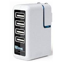 Ulove UAD06 4 Porttan Güçlü Şarj